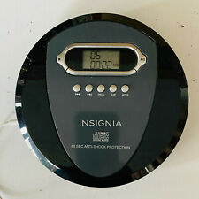 Insignia - Portable CD Player - Anti-Shock - Tested and Working NS-P4112