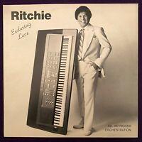 RITCHIE CARBAJAL Enduring Love LP CHAPEL Xian Synth BREAKS Kurzweil RARE