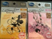 Disney's Mickey & Minnie Mouse Blotting Paper/Papers/80 Total Sheets-3.5 x 3.5