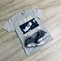 Effectus Clothing Tee to match Jordan Retro 13 Atmosphere. Wrecking Crew Tee