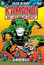 Kamandi by Jack Kirby Omnibus by Jack Kirby Hardcover DC Comics Brand New