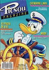 Picsou Magazine N°195 - Walt Disney - Eds. Edi-Monde - 1988