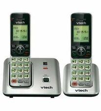 Vtech DECT 6.0 Plus Cordless 2 Handset Amplified Home Phone Set