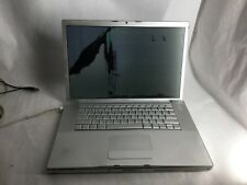 Apple A1211 2.33 GHz Core 2 Duo 2GB RAM Late 2006 MacBook Pro *AS IS* -CZ