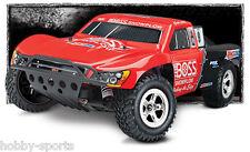 Traxxas Nitro Slash 2WD TRX 3.3 Truck 2.4Ghz RTR + TSM Battery/Charger TRA440563