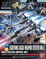 HG Gundam Build Fighters Lightning Back Weapons System Mk-II 1/144 model kit