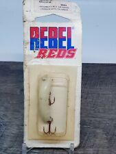 Nos Rebel Cat'R Crawler Ultralight Reds Red Hook New n Package Discontinued Rack