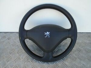 2008 Peugeot 207 1.4 16v COMPLETE STEERING WHEEL AND AIRBAG