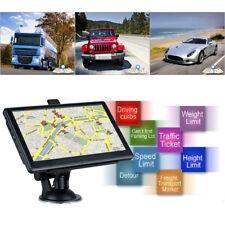 DE 7 Zoll Touch Screen PKW Auto FM GPS Navigationsgerät Navigation Europa Karten