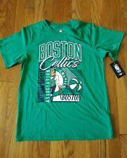 Nba Boys 18/20 Xl Boston Celtics Basketball T Shirt New