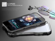 Genuine Luphie Aluminum Metal Bumper Frame Case Cover For iPhone 6/7/8 Plus