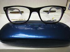 CANTERA YOUTH -TEEN EYEGLASS FRAME CENTER Style in  PURPLE  49-17-130  AUTHENTIC