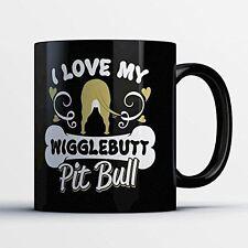 Pitbull Mug -Wigglebutt Pit Bull
