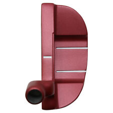 "Bionik 105 Red Golf Putter Right Hand Semi Mallet Style 39"" XXL Big & Tall Men"