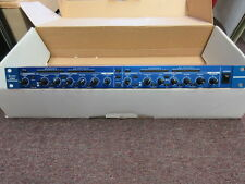 Used Samson S-Com Stereo Compressor rack effect unit