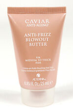 Alterna Caviar Anti-Frizz Blowout Butter For Medium Thick Hair Sample 0.85 oz
