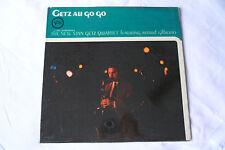 STAN GETZ__SEALED__1965__Original 1st Press__Au Go Go__Mono LP__Verve 8600__EX