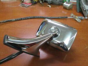 Mercury Grand Marquis Driver Outside Remote Mirror 1975 1976 1977 1978  Ford