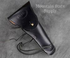 RH USMC m1916 Colt 1911 US m1911 45 AUTO Black Leather Side Belt Pistol Holster