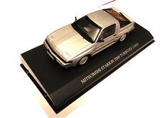 DISM 74534 Mitsubishi Starion 2000 Turbo EX (1988), SILBER, 1/43, mb