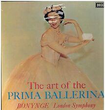 The Art Of Prima Ballerina / Richard Bonynge, London Symphony - LP