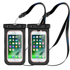 New listing 2x Waterproof Floating Swimming Dry Bag Case Cover For iPhone/Samsung/Cell Phone