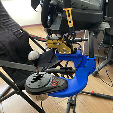For Playseat Challenger Seat Th8a Shifter Gear Lever L/R Holder Handbrake Stand
