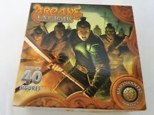 Arcane Legions Han Infantry Army Pack Mass Action Miniatures Game Wells NIB