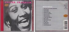 ARETHA FRANKLIN Red Hot 1992 Australia Limited Import CD Queen of Soul Rare 60s