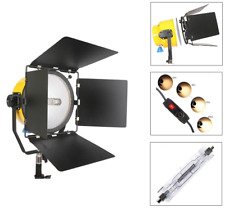 Continuous Light Tungsten 2000W Dimmable Blonde Yellow Professional Photo Studio