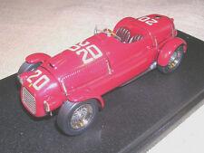 FERRARI 159 SC  CIRCUITO DI MODENA 1947 FRANCO CORTESE  TRON STAR 1/43