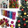 Large Christmas Decor Baubles Tree Xmas Balls Party Wedding Ornament 24pcs