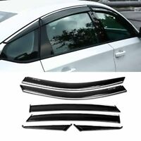 For 2018-up Honda Accord JDM Sport Touring Car Window Visor Rain Guard Deflector