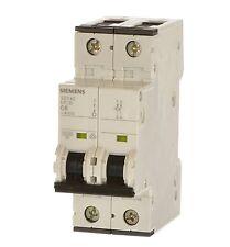 Siemens 5SY4205-7 Sicherungsautomat C0,5 2 polig 10KA