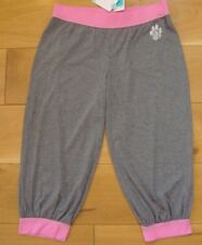 BNWT LADIES UK 6 M&S Lightweight V Comfy JERSEY PJ BOTTOMS lounging trousers