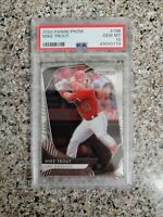 2020 Panini Prizm Mike Trout #196 PSA 10 Gem Mint Los Angeles Angels