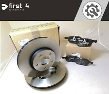 NEW GENUINE FORD FOCUS 2011> 278MM FRONT BRAKE DISCS & PADS SET 1790221 DP6