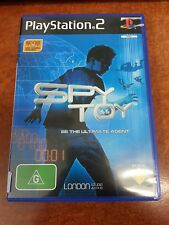 Spy Toy Playstation 2 PS2 Game (23590)