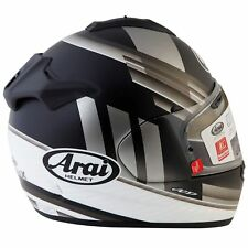 Arai Chaser-x Fence Silver Motorcycle Helmet Large 59-60cm 12793560