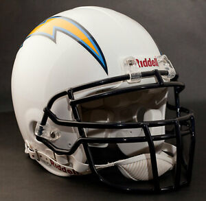 LADAINIAN TOMLINSON Edition SAN DIEGO CHARGERS Riddell AUTHENTIC Football Helmet