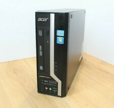 Acer Veriton X2610G Windows 10 SFF PC Intel Core i3 2nd Gen 3.1GHz 4GB 320GB