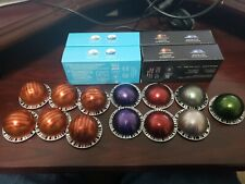18 Capsules Nespresso VertuoLine Coffee and Espresso Sample Pack - Sampler Pods