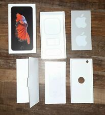 iPhone 6s Plus Empty Retail Box Only 32GB Space  *NO PHONE* Apple stickers