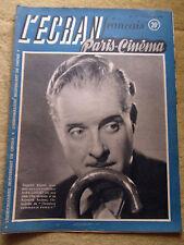 l'écran français paris cinema, n°137, 10 février 1948