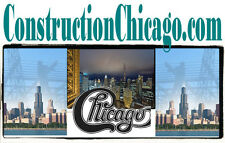 Construction Chicago  .com Sky Scraper Mall Business Buildings Downtown Domain