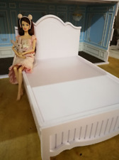 Fashion royalty 1:6 scale Dolls furniture bed