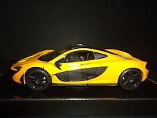 McLaren P1 Yellow Motormax 79325 1 24 Diecast Model