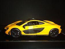 Motormax McLaren P1 Yellow 1/24