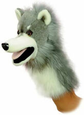 "10"" Aurora Plush Wolfgang Hand Puppet"