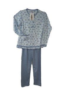 Damen Pyjama Set Nachtwäsche Bla 3996 Pijama Nachtwäsche Nachtanzug Schlafwäsche